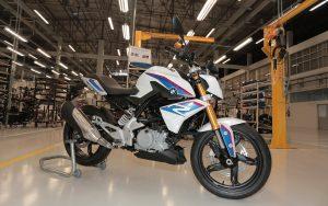 BMW G 310 R começa a ser montada no Brasil