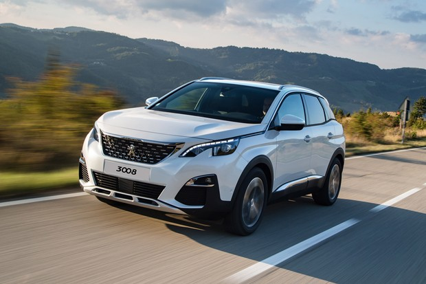 Peugeot 3008 SUV Griffe