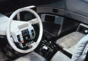 1983 Buick Questor carro conceito