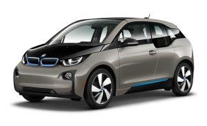 BMW suaviza visual quadrado do elétrico i3 para enfrentar Tesla