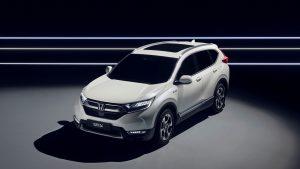 Lançamento Honda CR-V Hibrido