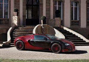 fotos da Bugatti Veyron
