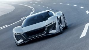 Fotos em alta do Audi AI:RACE