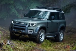 Nova Defender Land Rover