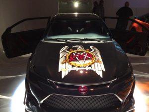O carro do Slayer