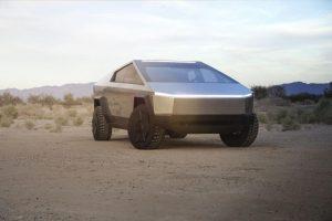 Fotos do Tesla Cybertruck