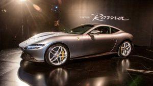 Fotos Ferrari Roma