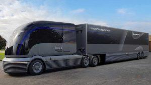 Hyundai Debuts Dope Hydrogen