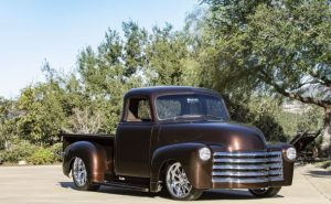 Chevy - Western Brown 1954