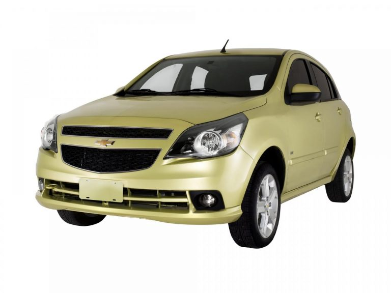GM - Chevrolet - AGILE LTZ 1.4 MPFI 8V FlexPower 5p - 2012