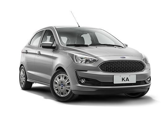 Ford - Ka 1.5 SE 12V Flex 5p Aut. - 2019 - Gasolina - ka-2019