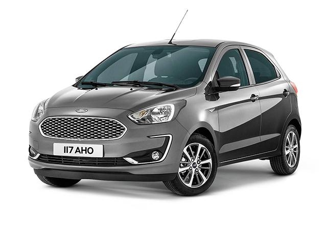 Ford - Ka 1.5 SE 12V Flex 5p Aut. - 2019