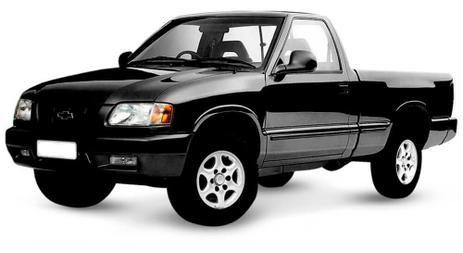 GM - Chevrolet - S10 Pick-Up Std. 2.2 MPFI CD - 1999 - Gasolina - s10-1999