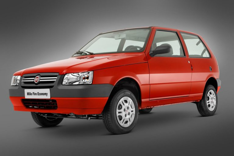 Fiat - Uno Mille 1.0 Fire/ F.Flex/ ECONOMY 2p - 2005 - Gasolina - uno-2005